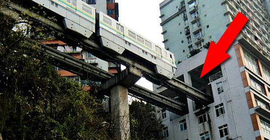 9 construções que ficaram no lugar errado na China - Capa