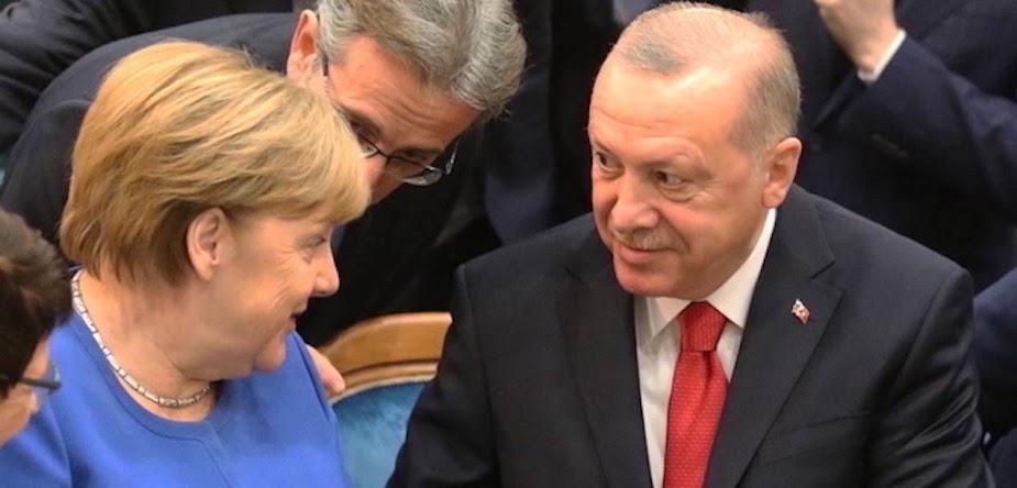 Η Γερμανία σε ρόλο «προξενήτρας» μεταξύ ΗΠΑ και Τουρκίας