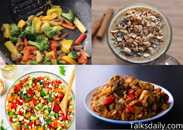 healthy food to make at home, healthy meals to cook at home