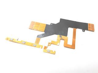 Kabel Flexible Power On Off Volume Caterpillar Cat S41 Original