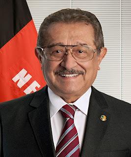 Senador e ex-governador da Paraíba, José Maranhão morre aos 87 anos