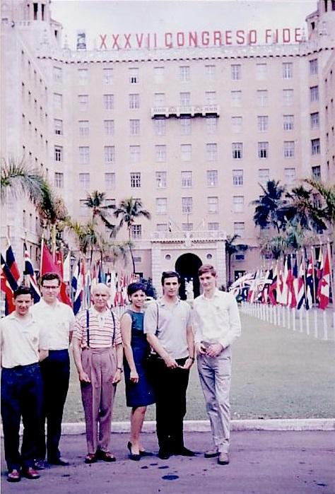 XVII Olimpíada de La Habana 1966