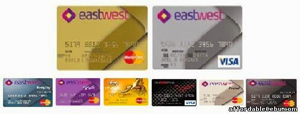 eastwest bank practical credit card requirements