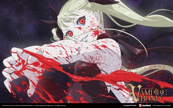 جميع حلقات أنمي Dance in the Vampire Bund مترجم
