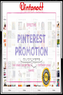 Get your website, blog or other web links pinned on Pinterest - find new organic web traffic