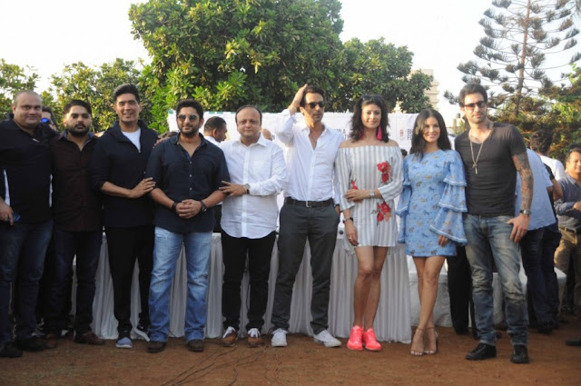 Celebs at Tree Plantation Drive Event Gallery