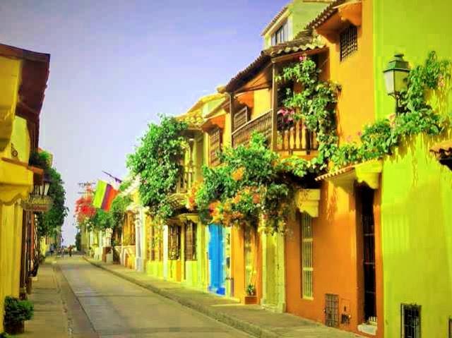 mejores hoteles en cartagena Colombia