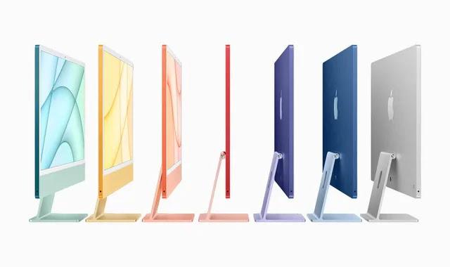Apple announces the all-new iMac