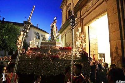 El 10 de agosto procesionará por la feligresía de San Lorenzo la reliquia del Santo mártir