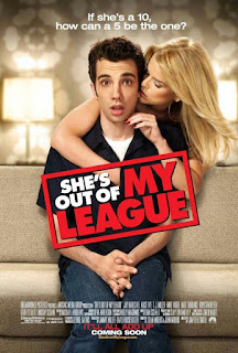 She's Out of My League (2010) Full Movie Download Dual Audio Hindi HDRip 1080p | 720p | 480p | 300Mb | 700Mb | ESUB | {Hindi+English}