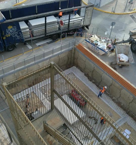 Sanidad inicia las obras para albergar el PET-TC del Hospital de la Ribera