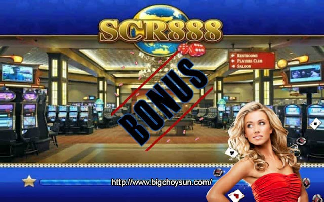 The SCR888 Online Casino's Bonuses | SCR888 Slot Game | Online Casino Malaysia