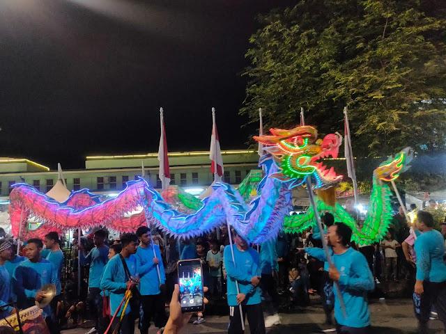 festival imlek di malioboro