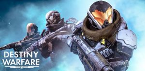 Free Download Destiny Warfare Mod Apk Terbaru 2018