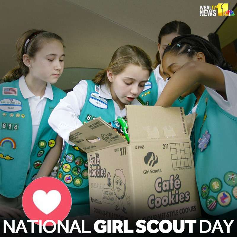 National Girl Scout Day Wishes Awesome Images, Pictures, Photos, Wallpapers