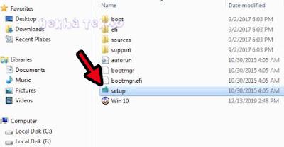 Cara Upgrade Windows 7 Ke Windows 10 Tanpa Kehilangan Data Dan Tanpa Registrasi Serial Number