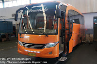 Jetbus MD Pariwisata Adi Putro