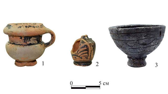 2,400-year-old female warrior graves unearthed in Russia
