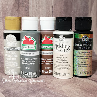 Plaid Craft Paints