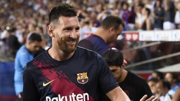 Hubungan Barcelona-Messi Retak?