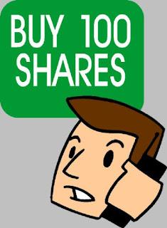 aandelensplitsing