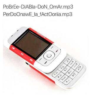 Recordando el viejo móvil con música Nokia 5200