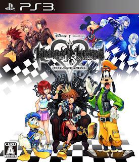 Kingdom Hearts HD 1.5 PS3 Torrent