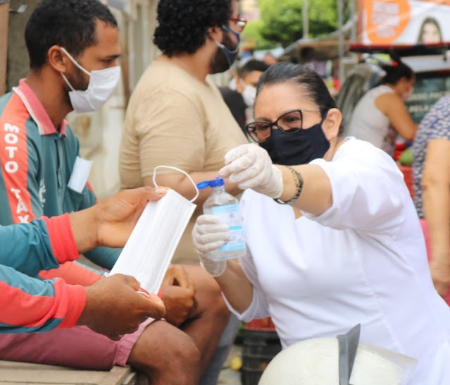Prefeita de Catende publica decreto que multa em até 3 mil que não usar máscaras