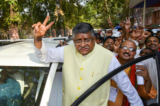clean-sweep-modi-ravishankar-prasad