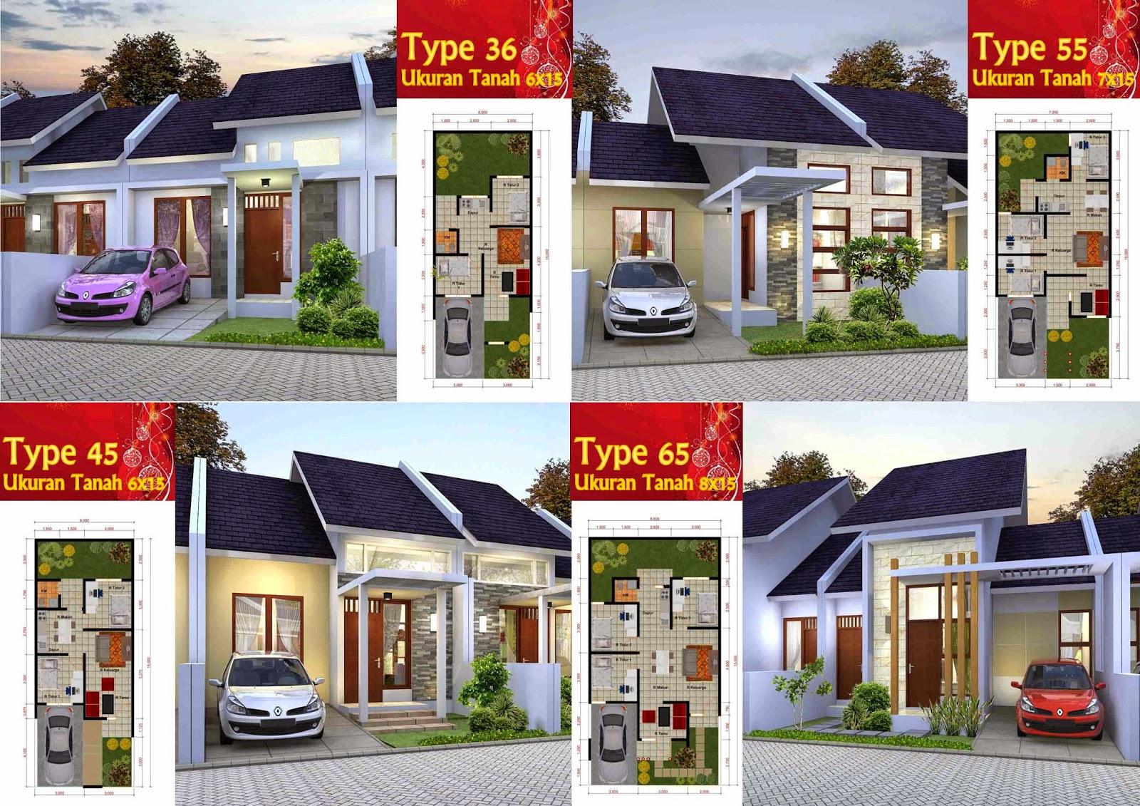 Desain Rumah Minimalis - Brosur 2
