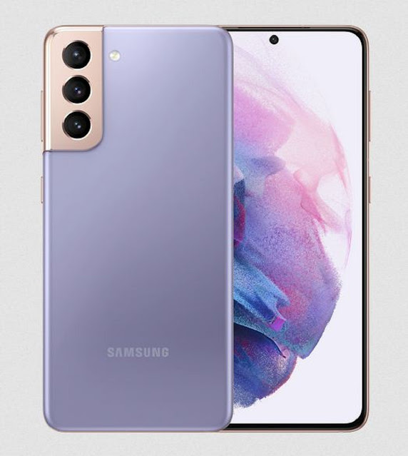 Samsung Galaxy s21 manual