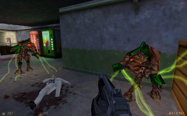 Half-Life Opposing Force Blue Shift