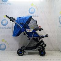 Kereta Bayi Pliko PK399 Paris Parent Tray Rocker-Hadap Depan atau Belakang