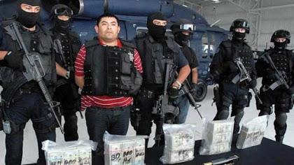 El Hummer ya casi esta libre, el sanguinario líder de Los Zetas