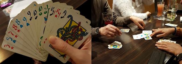 Spielkarten Chimera - Entspannte Spielrunde