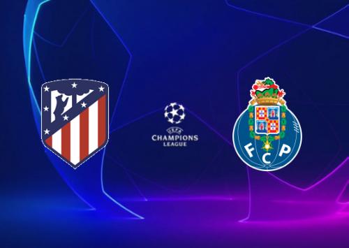 Atletico Madrid vs Porto -Highlights 15 September 2021