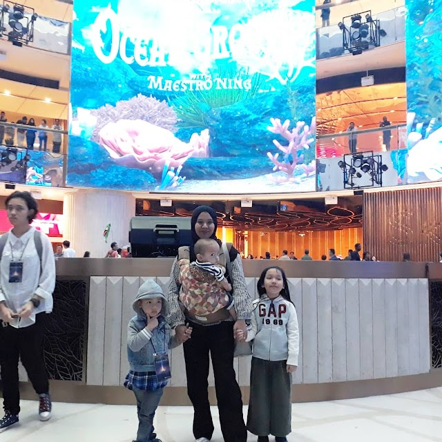 Ocean Groove by Maestro Ning Now Live in SkySymphony, SkyAvenue Resorts World Genting.