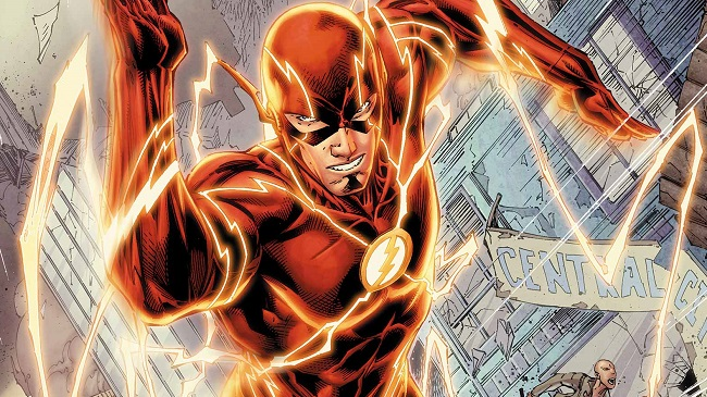 The Flash/DC/Reprodução