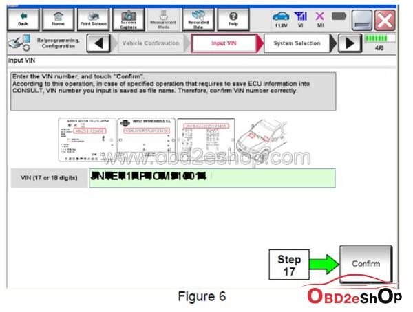 Nissan-Consult-3-Plus-Reprogramming-ECU-TCM-Guide-8