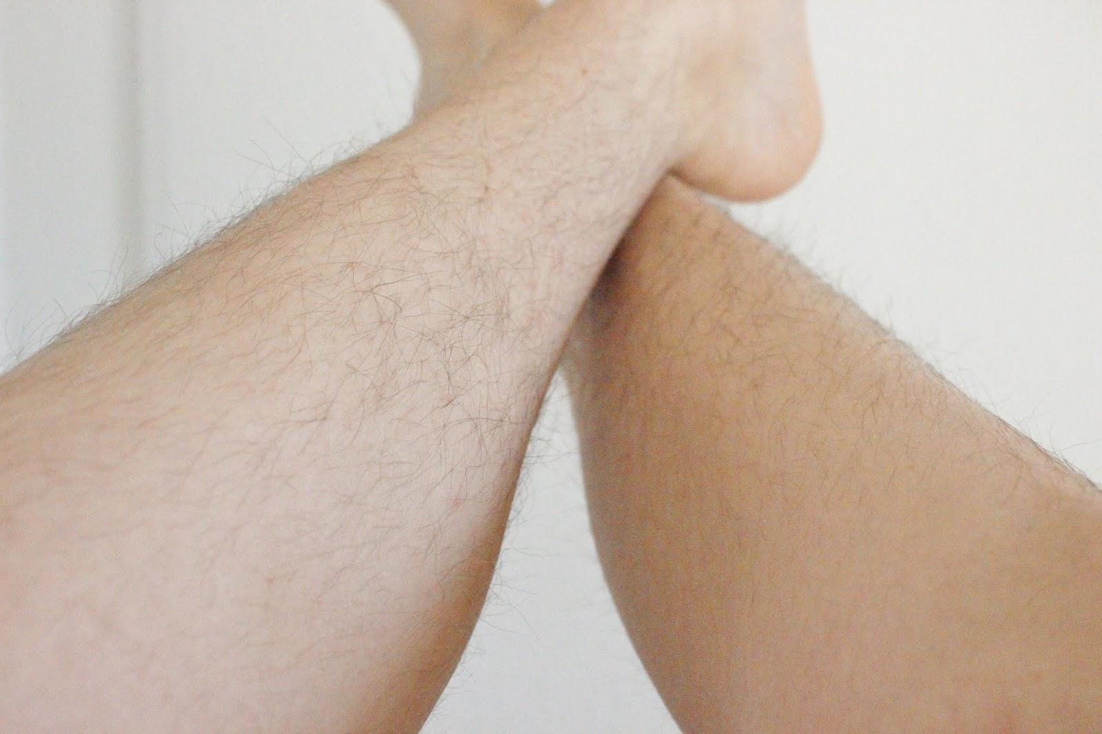 hvorfor jeg ikke barberer mine ben