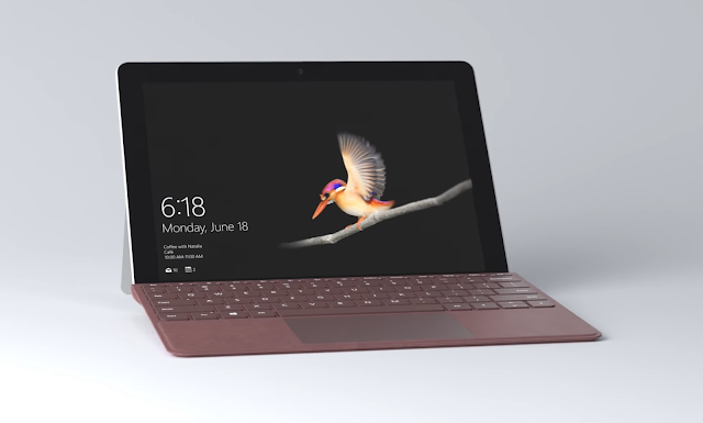 Microsoft เปิดตัว Surface Go Laptop หน้าจอสัมผัส   พกพาสะดวก เริ่มต้นเพียง 14,000 บาท
