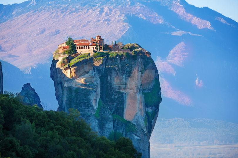 اجمل الاماكن للزيارة في اليونان