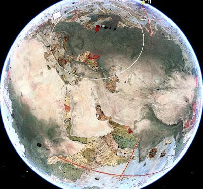 планета Земля до потопа