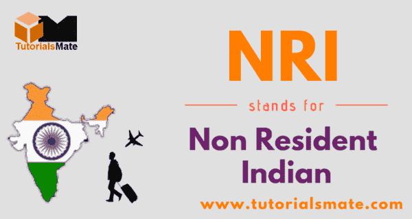 NRI Full Form