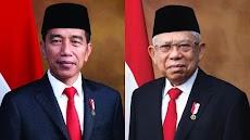 Sah! Selamat Kepada Presiden Jokowi dan Wapres KH Maruf Amin