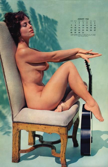 Nude Calendar Pictures