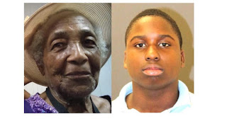 A 14-year-old boy rapes and murders 83-year-old woman