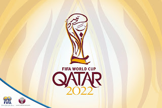 Logo Mundial de Futbol Qatar 2022