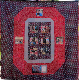 Cindy Alley Quilt Back