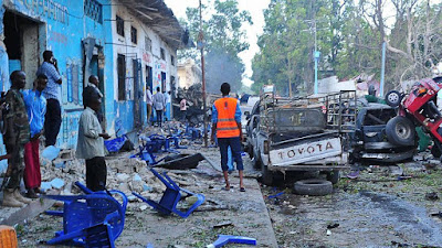Vikosi Vya Usalama Vyaokoa Hotel ya Nasa-Halblod Iliyovamiwa na Al-Shabaab